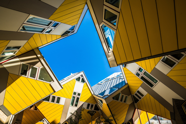 10 зданий которые бросают вызов гравитации | Студия Ракета
